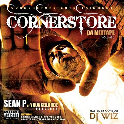Sean P – Cornerstore Vol. 2 (Mixtape) (NO DJ)