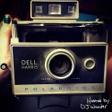 Dell Harris - Polaroids mixtape cover art