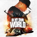 A-Mafia - In My Own World mixtape cover art