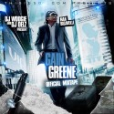 Gain Greene Official Mixtape (Best Of Max B) mixtape cover art