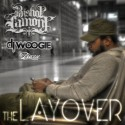 Bishop Lamont - The Layover mixtape cover art