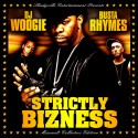 Busta Rhymes - Strictly Bizness mixtape cover art