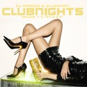 Club Nights 13 mixtape cover art