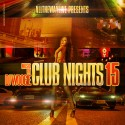Club Nights 15 mixtape cover art