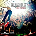 Club Nights 23 mixtape cover art