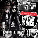 Freeway - Freeway Is Back mixtape cover art