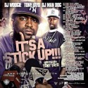 Its A Stick Up!!! (Hosted By Tony Yayo) mixtape cover art