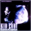 Kid Cudi - Cudder Is Back mixtape cover art