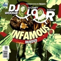 Infamous Minded mixtape cover art