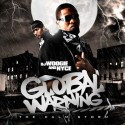 Nyce - Global Warning (The Calm Storm) mixtape cover art