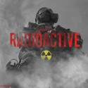 Radioactive EP mixtape cover art
