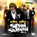 Sippin Southern, Part 10 mixtape cover art