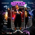 Sippin Southern 18 (Hosted By Mz Stylez) mixtape cover art