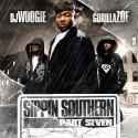 Sippin Southern, Part 7 (Hosted by Gorilla Zoe) mixtape cover art
