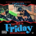 Forever Friday - Can't Wait Til Friday mixtape cover art