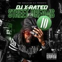 Street Dreams 10 mixtape cover art