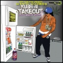 Zooded B - Kush N Takeout mixtape cover art