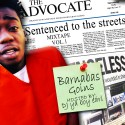 Barnabas Goins - Sentenced To The Streets mixtape cover art
