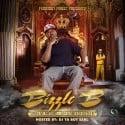 Bizzle B - Long Live The King mixtape cover art