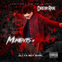 Christian Radke - Moments Of Impact mixtape cover art
