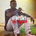 D Blunt - No Regrets mixtape cover art