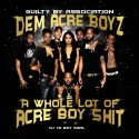 Dem Acre Boyz - A Whole Lot Of Acre Boy Shit mixtape cover art