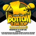 From The Bottom 2 Da Top mixtape cover art