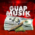 Guap Gang - Guap Musik mixtape cover art