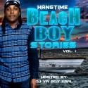 Hangtime - Beach Boy Stories mixtape cover art