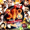 Hottest In The 318 mixtape cover art