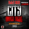 Illy Ack - City Under Siege mixtape cover art