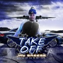 Jay Breeze - Take Off mixtape cover art