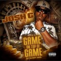 Josh G - Game On Top Of Game  mixtape cover art