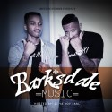 Juice & Ty - Barksdale Music mixtape cover art