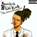 Knuckah Bluckah - The Skinny Muhfukah mixtape cover art