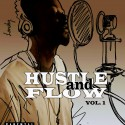Lansky - Hustle & Flow mixtape cover art