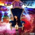 LEXcann - Down To Earth mixtape cover art