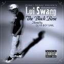Lui Swang - The Black Rose mixtape cover art