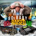 Ranko - 80s Baby 90s Raised Me mixtape cover art