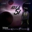 Ray Rax - Area 51 mixtape cover art