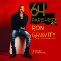 Ron Gravity - 64 Parishes 2 mixtape cover art