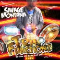 Savage Montana - Trap Functions mixtape cover art