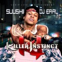 Suushii - Killer Instinct mixtape cover art