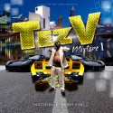 Tez V mixtape cover art