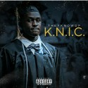TheyKnowDP - K.N.I.C mixtape cover art