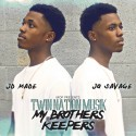 Twin Nation - My Brothers Keeper mixtape cover art