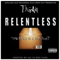 Tygah Elaire - Relentless mixtape cover art