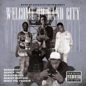 Welcome To Band City mixtape cover art