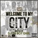 Welcome To My City mixtape cover art