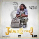 Young B Mr. 901 - Julius Erving 2 mixtape cover art